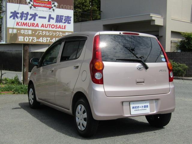 「ダイハツ」「ミラ」「軽自動車」「和歌山県」の中古車10