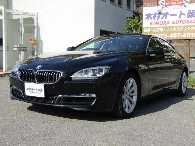 「BMW」「6シリーズ」「セダン」「和歌山県」の中古車3