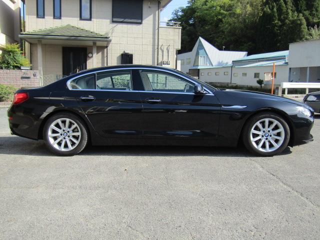 「BMW」「6シリーズ」「セダン」「和歌山県」の中古車4
