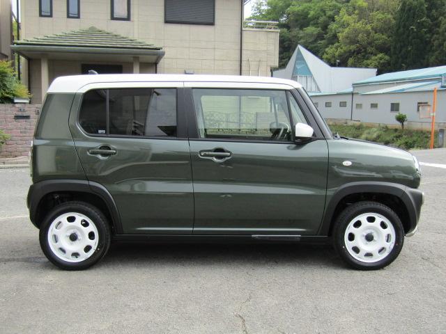「スズキ」「ハスラー」「コンパクトカー」「和歌山県」の中古車4
