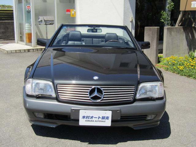 「メルセデスベンツ」「SLクラス」「オープンカー」「和歌山県」の中古車2