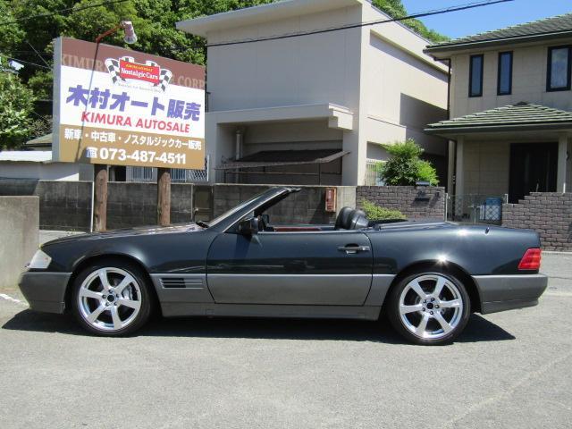 「メルセデスベンツ」「SLクラス」「オープンカー」「和歌山県」の中古車5