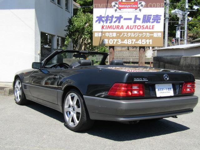 「メルセデスベンツ」「SLクラス」「オープンカー」「和歌山県」の中古車7
