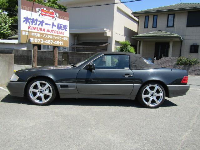 「メルセデスベンツ」「SLクラス」「オープンカー」「和歌山県」の中古車11