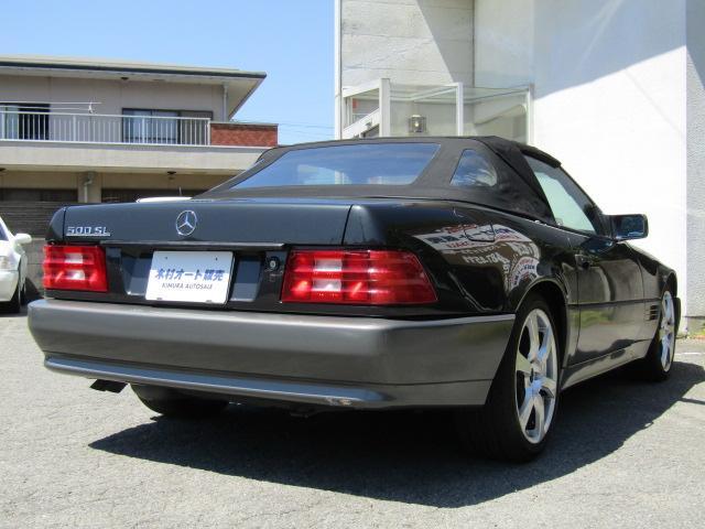 「メルセデスベンツ」「SLクラス」「オープンカー」「和歌山県」の中古車14