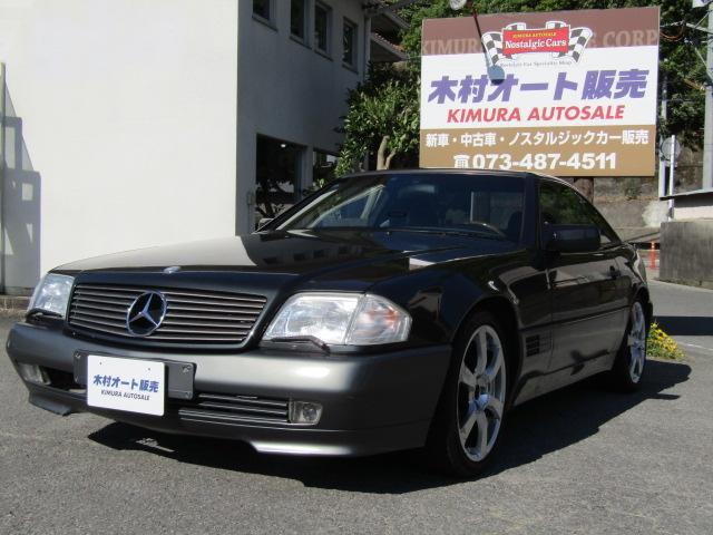 「メルセデスベンツ」「SLクラス」「オープンカー」「和歌山県」の中古車17