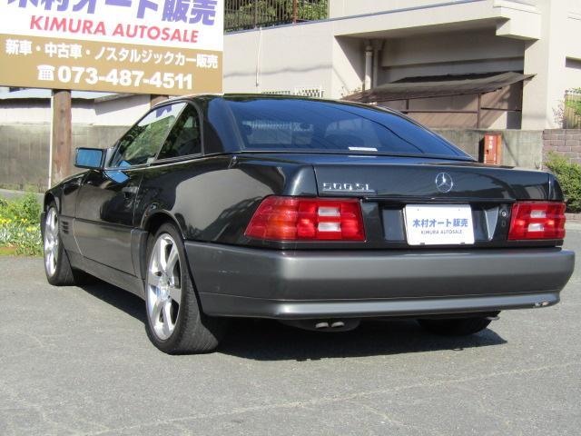 「メルセデスベンツ」「SLクラス」「オープンカー」「和歌山県」の中古車21