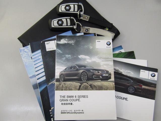 「BMW」「6シリーズ」「セダン」「和歌山県」の中古車27