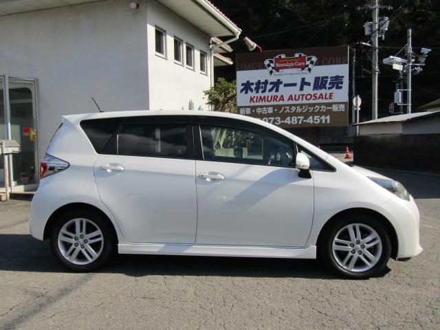 「トヨタ」「ラクティス」「ミニバン・ワンボックス」「和歌山県」の中古車4