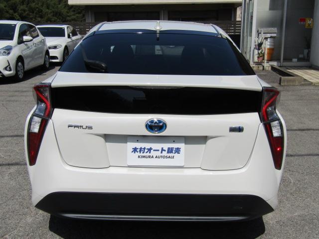 「トヨタ」「プリウス」「セダン」「和歌山県」の中古車8
