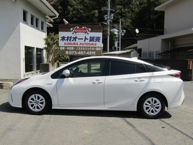 「トヨタ」「プリウス」「セダン」「和歌山県」の中古車6