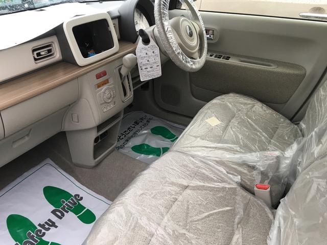 スズキ アルトラパン X 届出済み未使用車・レーダーブレーキサポート・スマートキー