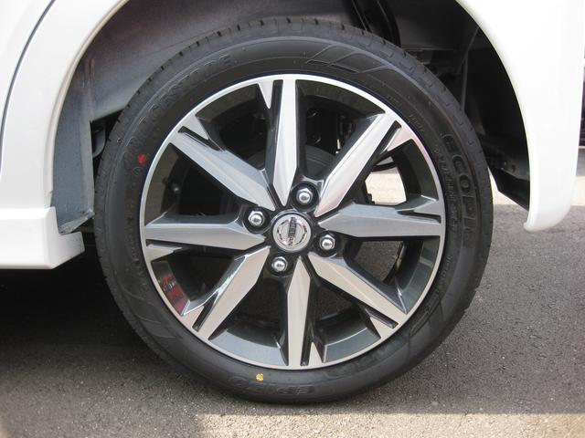 ハイウェイスター Gターボ 届出済み未使用車・HID・ABS(11枚目)