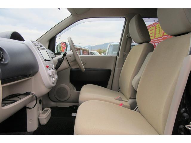 三菱 eKワゴン MX 社外メモリーナビ・キーレスキー・シートリフター