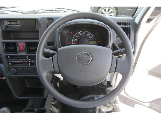 DX 保証付 届出済未使用車 エアコン パワーステアリング(11枚目)
