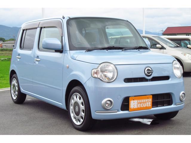 ココアX 保証付 オートエアコン キーレスキー 軽自動車(4枚目)