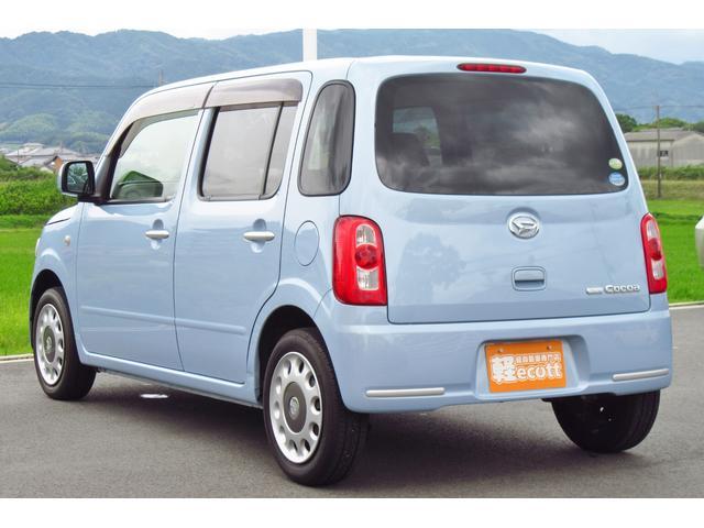 ココアX 保証付 オートエアコン キーレスキー 軽自動車(5枚目)