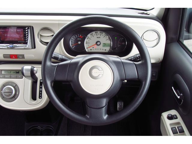 ココアX 保証付 オートエアコン キーレスキー 軽自動車(8枚目)