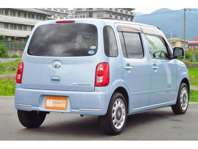 ココアX 保証付 オートエアコン キーレスキー 軽自動車(13枚目)