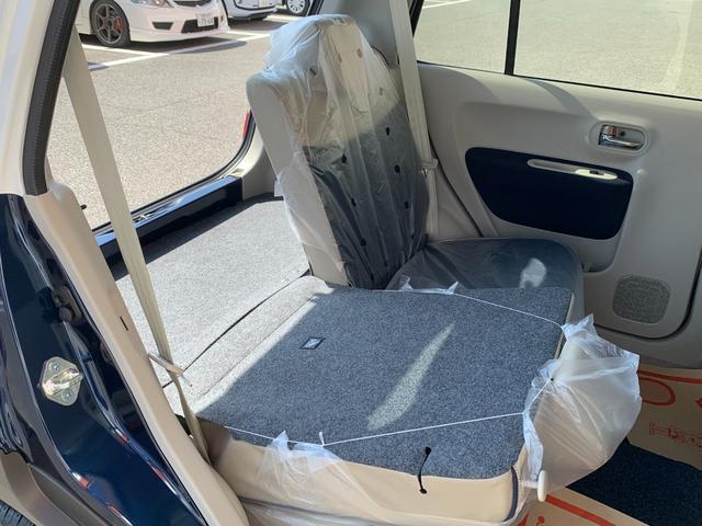 モード スズキセーフティサポート 届出済未使用車 特別仕様 専用フロアマット付(14枚目)