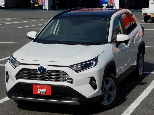新車ハイブリッドG E-Four4WD パノラマムーンルーフ(6枚目)