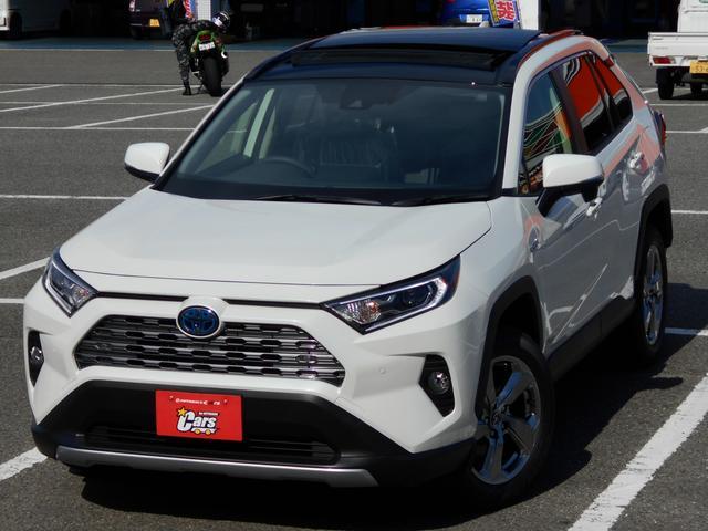 新車ハイブリッドG E-Four4WD パノラマムーンルーフ(7枚目)