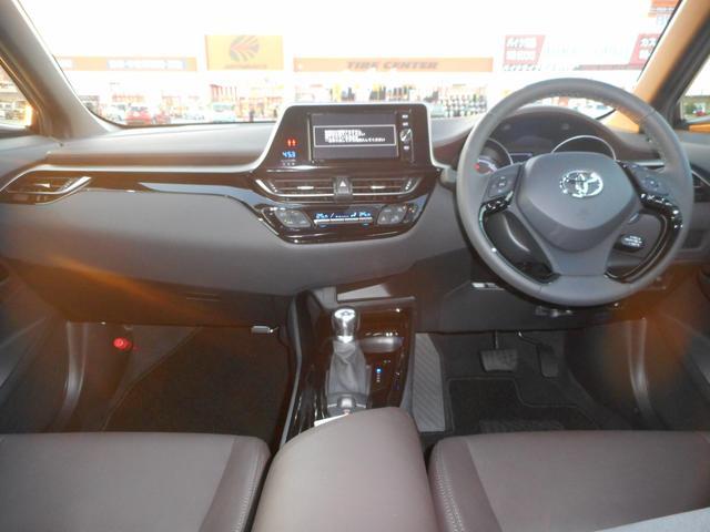 トヨタ C-HR G ワンオーナー車 フルエアロ トヨタTコネクトナビTV