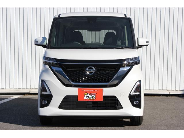 ハイウェイスター X 新車 快適パックA ナビ ETC(2枚目)