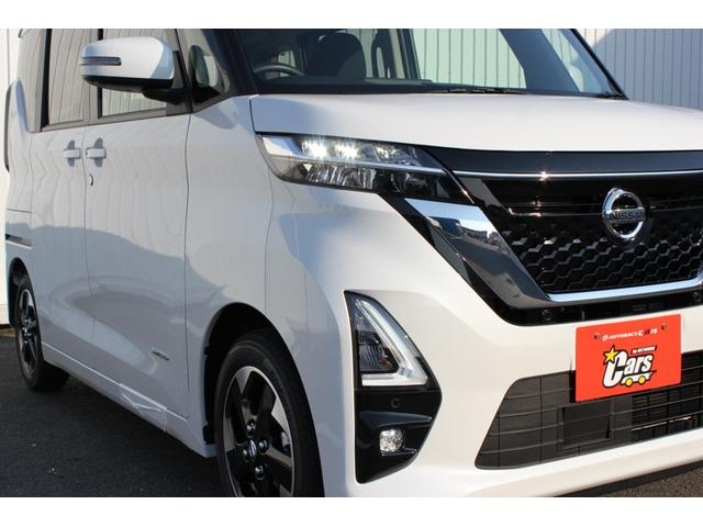 ハイウェイスター X 新車 快適パックA ナビ ETC(9枚目)