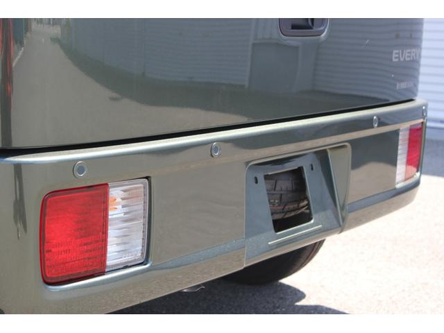 ジョインターボ 届出済未使用車 ハイルーフ スズキセーフティサポート 衝突被害軽減ブレーキ 前後踏み間違い防止機能 両側スライドドア 純正CDオーディオ プライバシーガラス キーレスキー(9枚目)