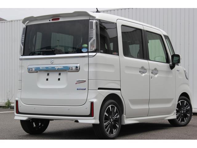 「スズキ」「スペーシアカスタム」「コンパクトカー」「兵庫県」の中古車6