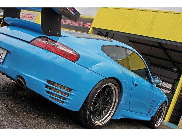 ポルシェ ポルシェ 911カレラ MT オーバーフェンダー