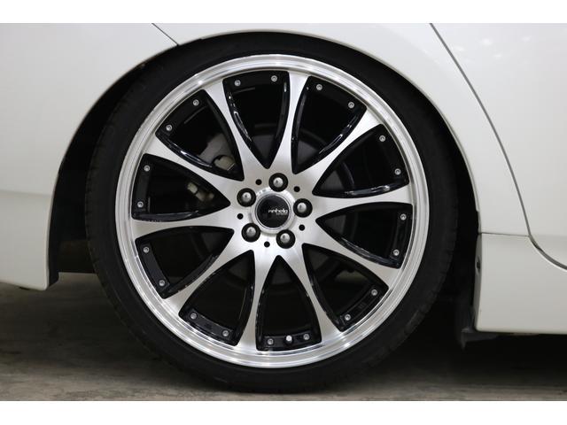 トヨタ プリウス ツーリングホイール新TEIN車高調イカリングBモニターETC