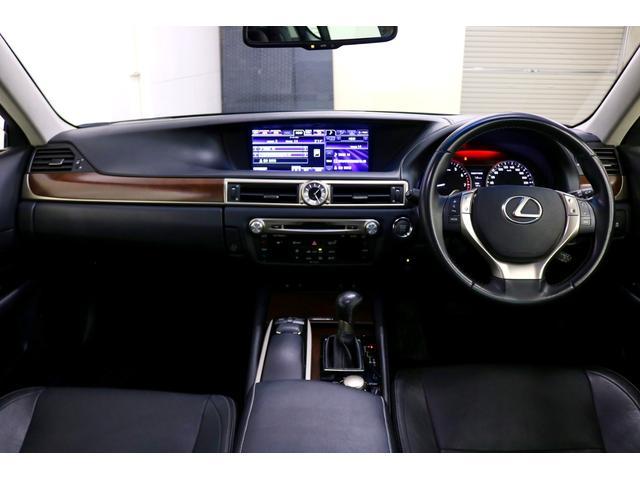 GS350 Iパッケージ 新品WORKシュバートクヴェル20インチ/新品タイヤ/黒レザー内装/新品TEIN車高調/ローダウン/ETC/フルセグTV/Bluetooth/パドルシフト/シートヒータークーラー(23枚目)