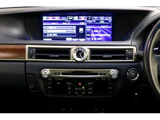 GS350 Iパッケージ 新品WORKシュバートクヴェル20インチ/新品タイヤ/黒レザー内装/新品TEIN車高調/ローダウン/ETC/フルセグTV/Bluetooth/パドルシフト/シートヒータークーラー(25枚目)