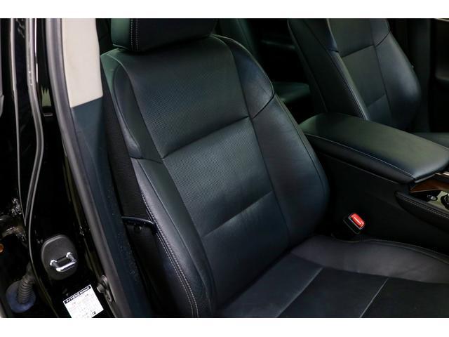 GS350 Iパッケージ 新品WORKシュバートクヴェル20インチ/新品タイヤ/黒レザー内装/新品TEIN車高調/ローダウン/ETC/フルセグTV/Bluetooth/パドルシフト/シートヒータークーラー(47枚目)