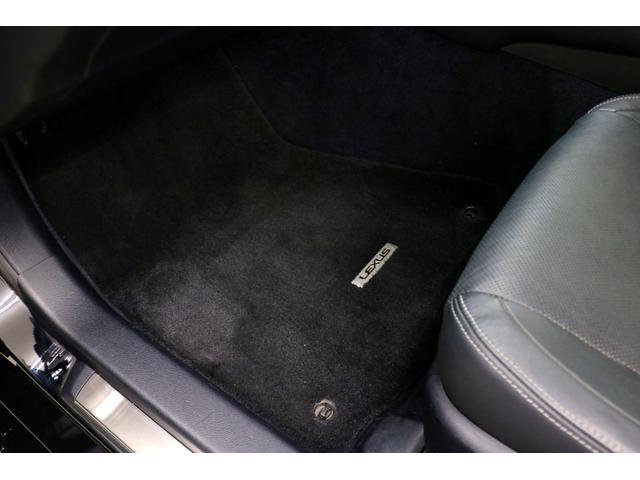 GS350 Iパッケージ 新品WORKシュバートクヴェル20インチ/新品タイヤ/黒レザー内装/新品TEIN車高調/ローダウン/ETC/フルセグTV/Bluetooth/パドルシフト/シートヒータークーラー(48枚目)