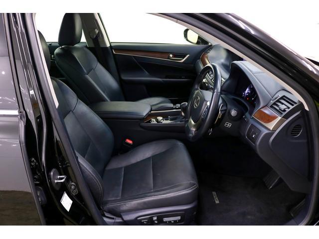 GS350 Iパッケージ 新品WORKシュバートクヴェル20インチ/新品タイヤ/黒レザー内装/新品TEIN車高調/ローダウン/ETC/フルセグTV/Bluetooth/パドルシフト/シートヒータークーラー(50枚目)