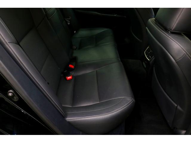 GS350 Iパッケージ 新品WORKシュバートクヴェル20インチ/新品タイヤ/黒レザー内装/新品TEIN車高調/ローダウン/ETC/フルセグTV/Bluetooth/パドルシフト/シートヒータークーラー(59枚目)