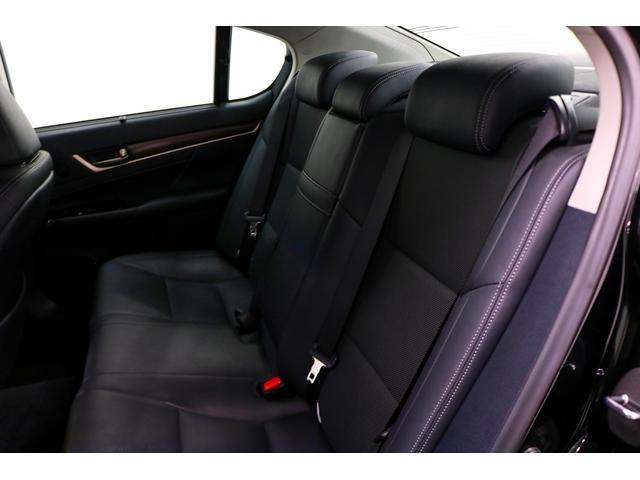 GS350 Iパッケージ 新品WORKシュバートクヴェル20インチ/新品タイヤ/黒レザー内装/新品TEIN車高調/ローダウン/ETC/フルセグTV/Bluetooth/パドルシフト/シートヒータークーラー(65枚目)