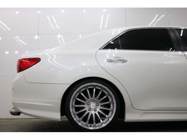 250G リラックスセレクション 新品ヴェルフォール19インチ/TRDフロントスポイラー/モデリスタリアスパッツ/ヘッドライト加工/社外マフラー/カロッツェリアナビ/Bluetooth/クリアランスソナー(43枚目)