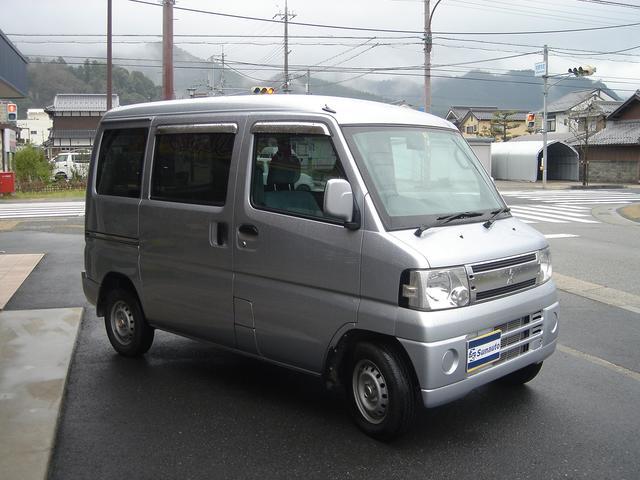 三菱 ミニキャブバン CL 5速MT エアコン パワステ