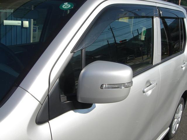 スズキ ワゴンR FXリミテッド アイドリングストップ14インチAW キーレス