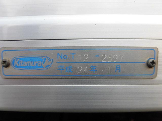 いすゞ エルフトラック フルフラットロー アルミバン スムーサー ナビTV