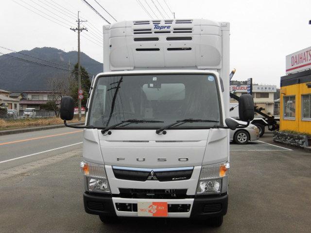 全低床 東プレ製 低温仕様冷凍車(2枚目)