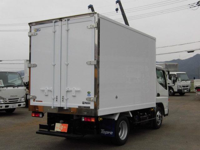 全低床 東プレ製 低温仕様冷凍車(4枚目)