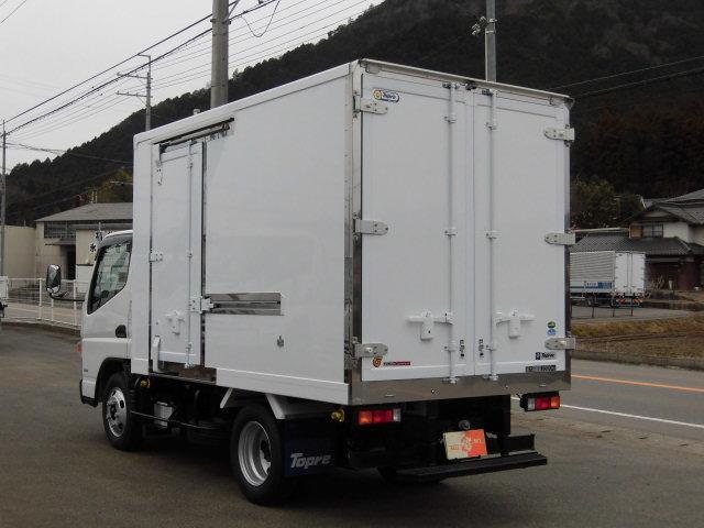 全低床 東プレ製 低温仕様冷凍車(6枚目)