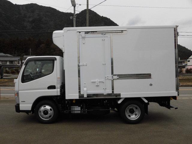 全低床 東プレ製 低温仕様冷凍車(7枚目)