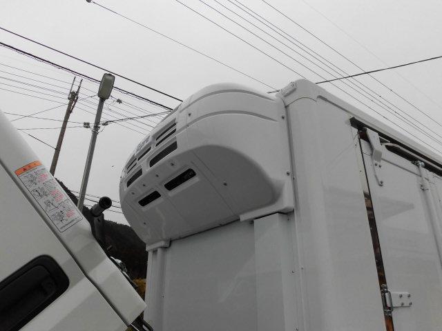 全低床 東プレ製 低温仕様冷凍車(11枚目)