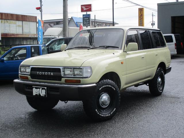 「トヨタ」「ランドクルーザー80」「SUV・クロカン」「滋賀県」の中古車3